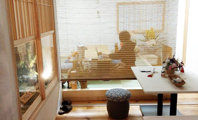 大阪天王寺コワーキングスペースのゆる和食サロン