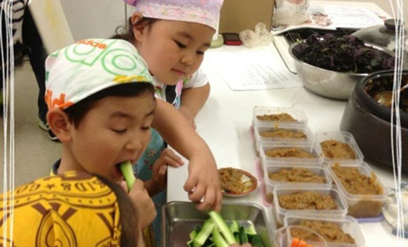 子ども料理教室キッズハンズ 昭和町サロン